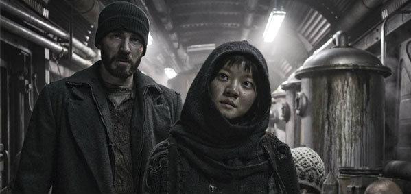 คริส อีแวนส์ ปลดปล่อยมนุษย์ใน Snowpiercer ยึดด่วนวันสิ้นโลก