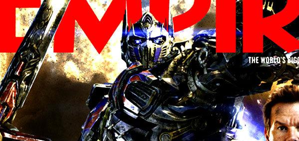 ออพติมัส ไพร์ม Transformers: Age of Extinction เผยโฉมอย่างเป็นทางการ!