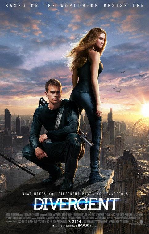 Divergent (ไดเวอร์เจนท์) คนแยกโลก