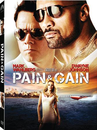 โดนใจคอหนัง ชิงดีวีดี Pain & Gain