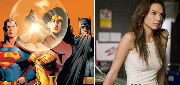 ใครเป็น Wonder Women ใน หนัง Batman vs Superman!