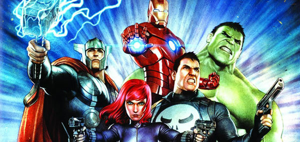 Avengers Confidential รวมฮีโร่มาร์เวลฉบับอนิเมชั่นภาคใหม่