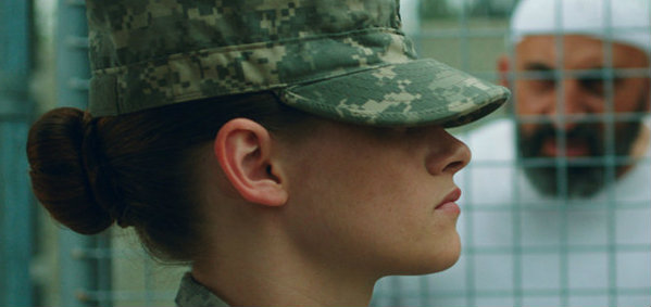 Kristen Stewart กับบททหารหญิงใน Camp X-ray