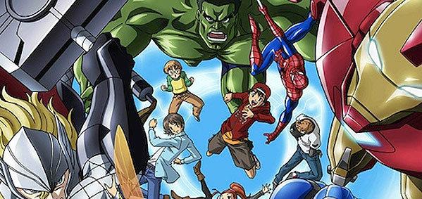 Marvel Disk Wars The Avengers เมื่อฮีโร่เป็นแบบดิจิม่อน