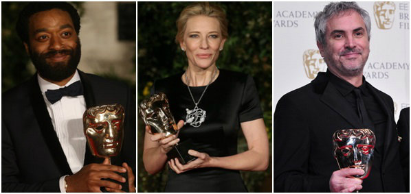 Gravity เหมา 6 รางวัล BAFTA Awards