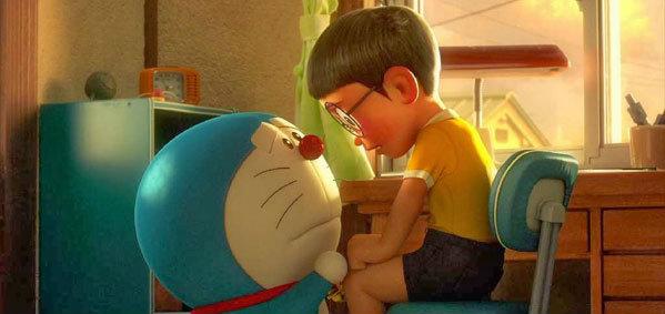 เทรลเลอร์ใหม่ภาพยนตร์ โดราเอม่อน 3D ตอนโดราเอม่อนจากไป