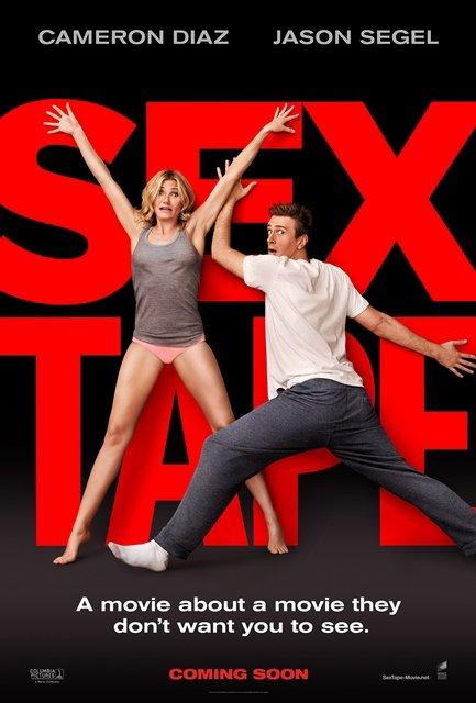เทปเอ็กซ์เซ็กส์ว้าวุ่น Sex Tape