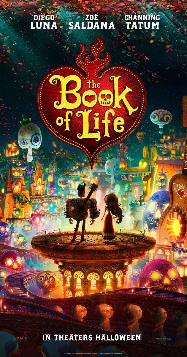 มหัศจรรย์พิสูจน์รักถึงยมโลก Book of life