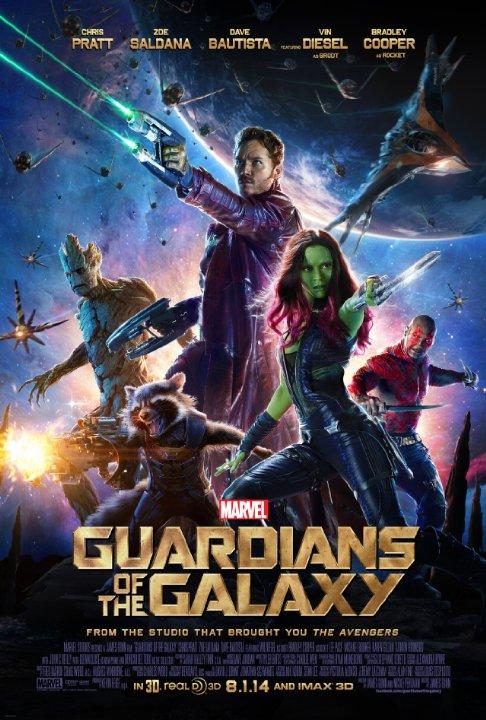 รวมพันธุ์นักสู้พิทักษ์จักรวาล Guardians Galaxy