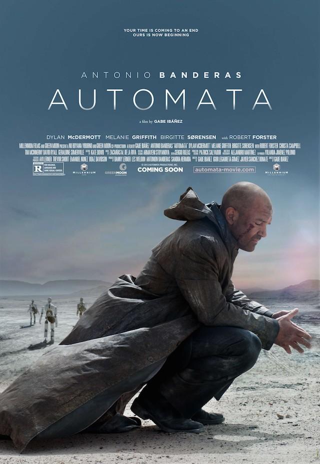ล่าจักรกล ยึดอนาคต Automata