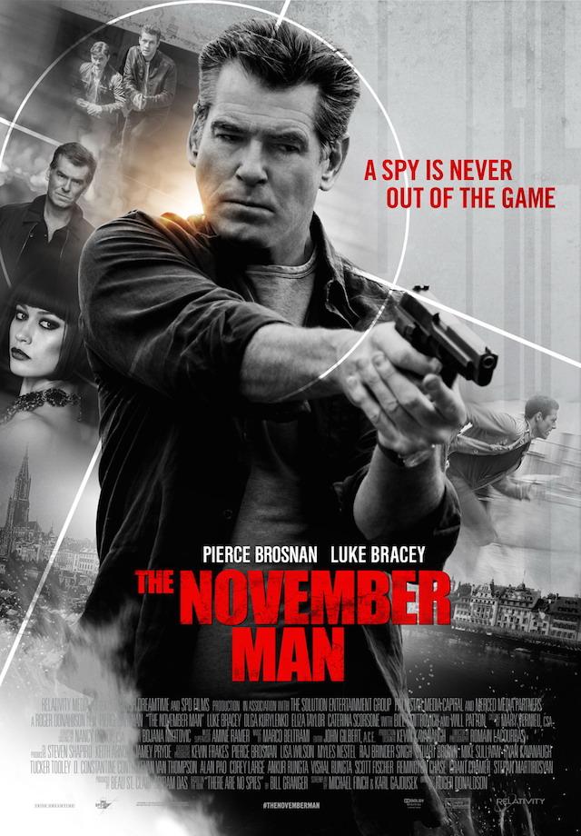 พลิกเกมส์ฆ่า ล่าพยัคฆ์ร้าย The November Man