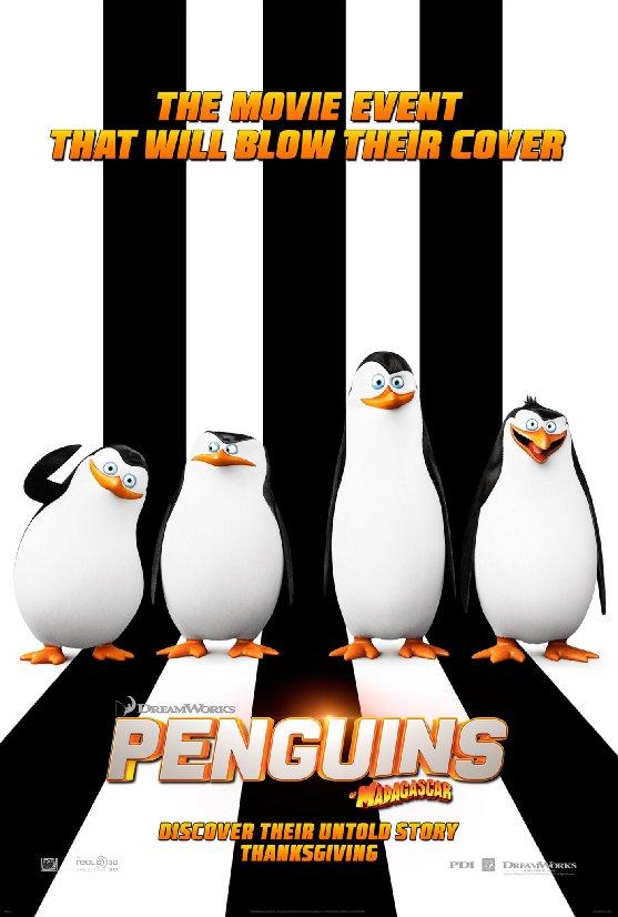 เพนกวินจอมป่วน ก๊วนมาดากัสการ์ The Penguins of Mad