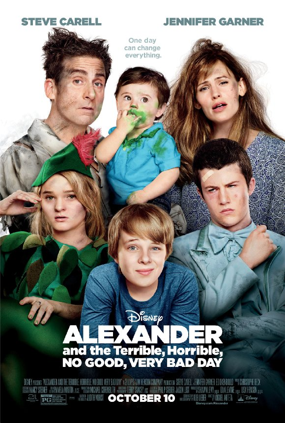 Alexander and the Terrible, Horrible, No Good, Ve