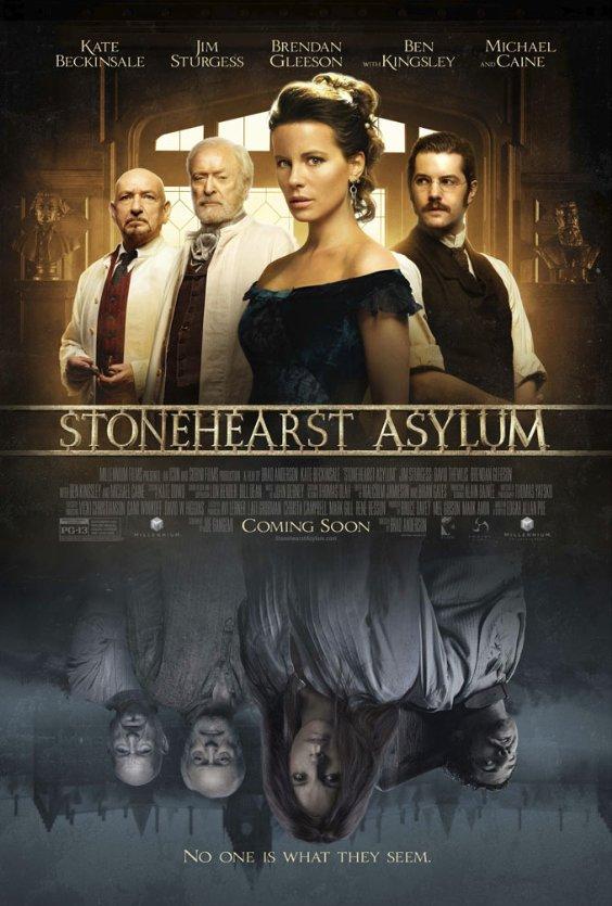 สถานวิปลาศ Stonehearst Asylum