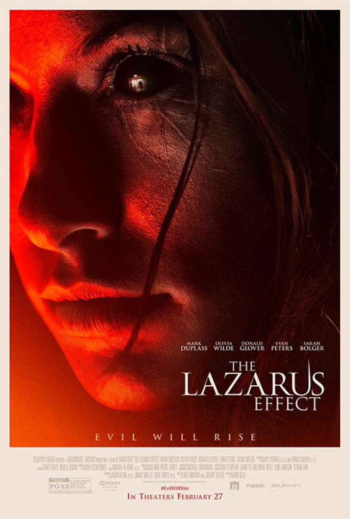 โปรเจกต์ชุบตาย The Lazarus Effect