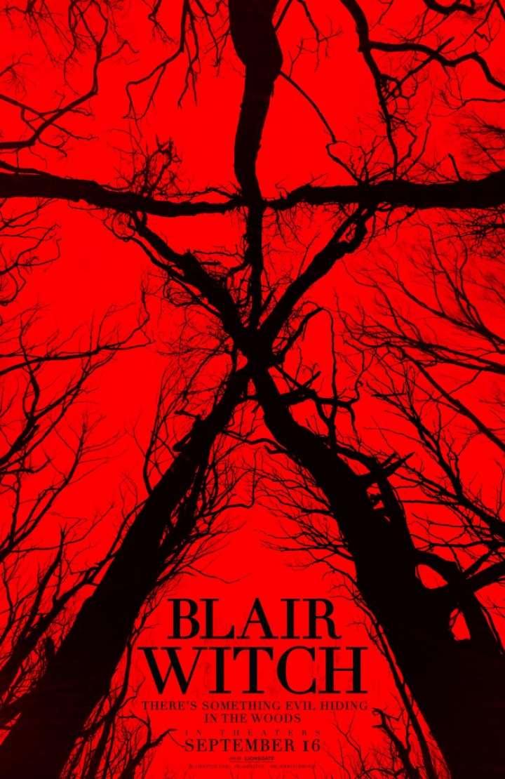 แบลร์ วิทช์ ตำนานผีดุ Blair Witch