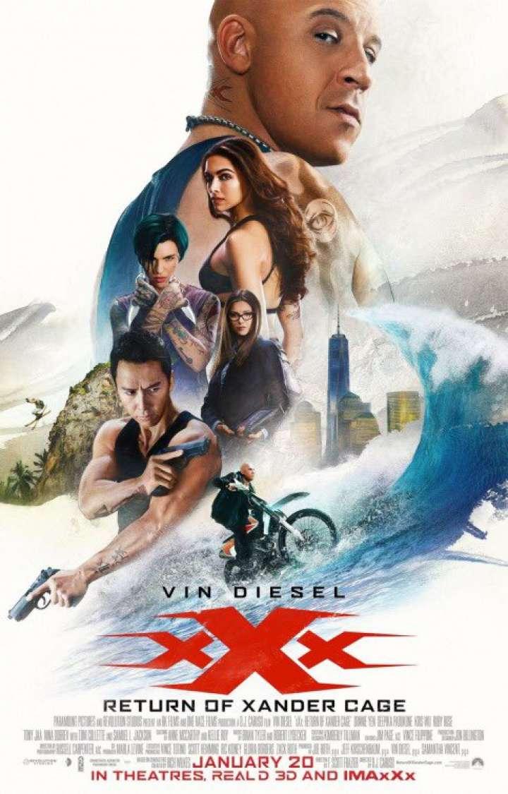 xXx ทลายแผนยึดโลก