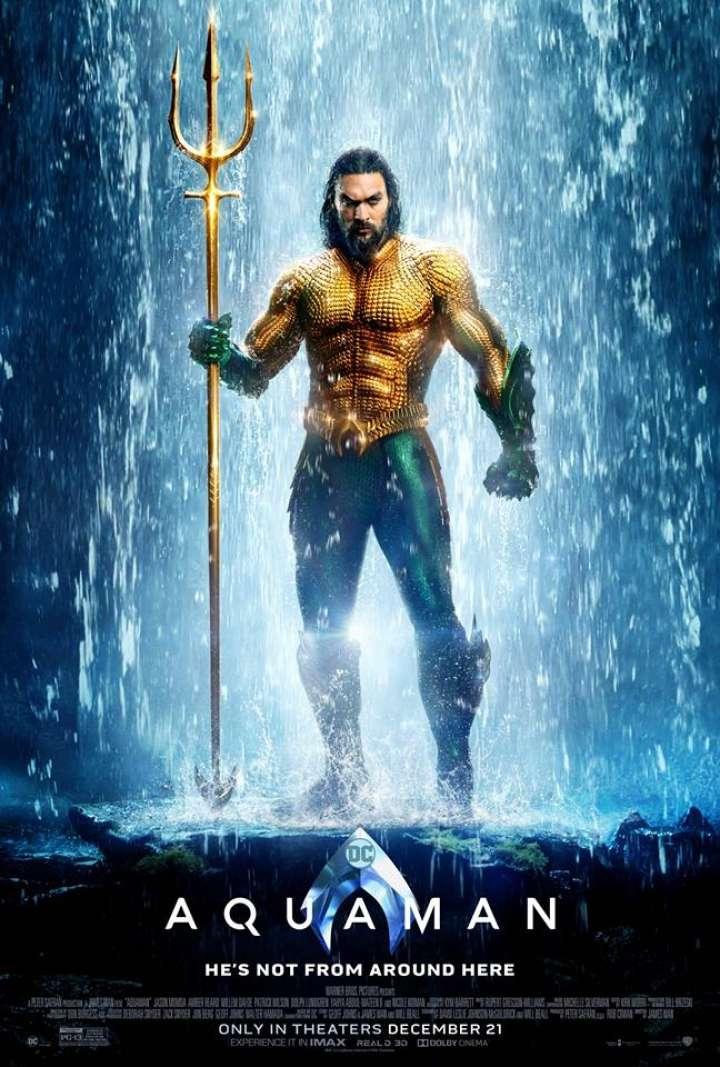 เจ้าสมุทร Aquaman