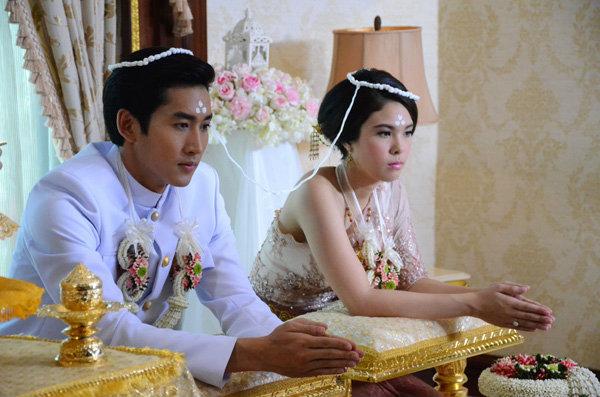 ไนกี้ จำใจแต่งงานกับ ชาช่า ขอไถ่วังคืน