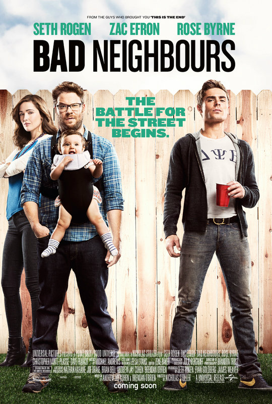 Bad Neighbours เพื่อนบ้านมหา(บรร)ลัย