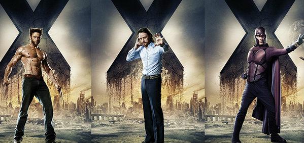 ปล่อยหมัดเด็ด ! มาชม 23 โปสเตอร์ล่าสุด X-Men: Days of Future Past