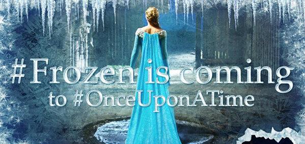 มาแรงสุด เอลซ่า Frozen เตรียมโผล่ซีรีย์ดัง One Upon A Time