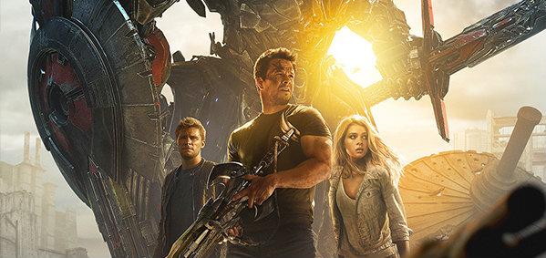 โปสเตอร์ใหม่และตัวอย่างล่าสุดจากอภิมหาภาพยนตร์ Transformers : Age of Extinction
