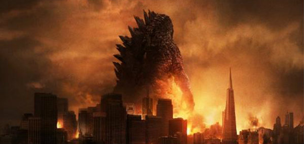 วิจารณ์ หนัง Godzilla