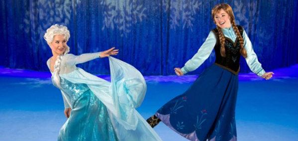 แฟนๆเฮ Frozen จ่อลง Disney On Ice