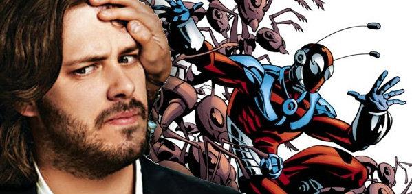เอ็ดการ์ ไรท์ ถอนตัวจากการกำกับ Ant-Man