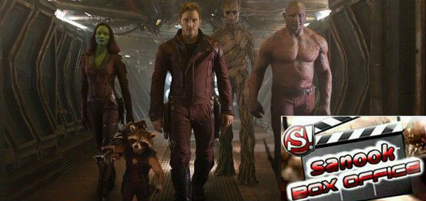 Sanook! Box Office ตอนที่ 24 : Guardians of the galaxy