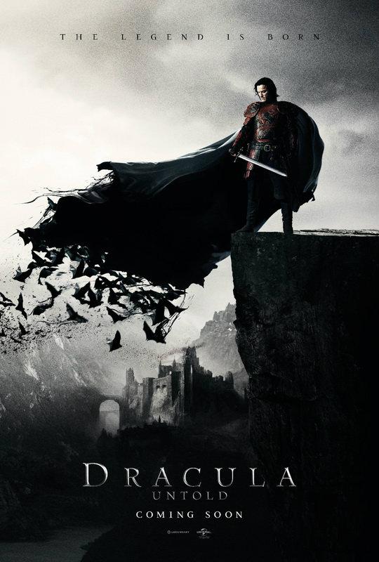 แดร็กคูล่า ตำนานลับโลกไม่รู้ Dracula Untold