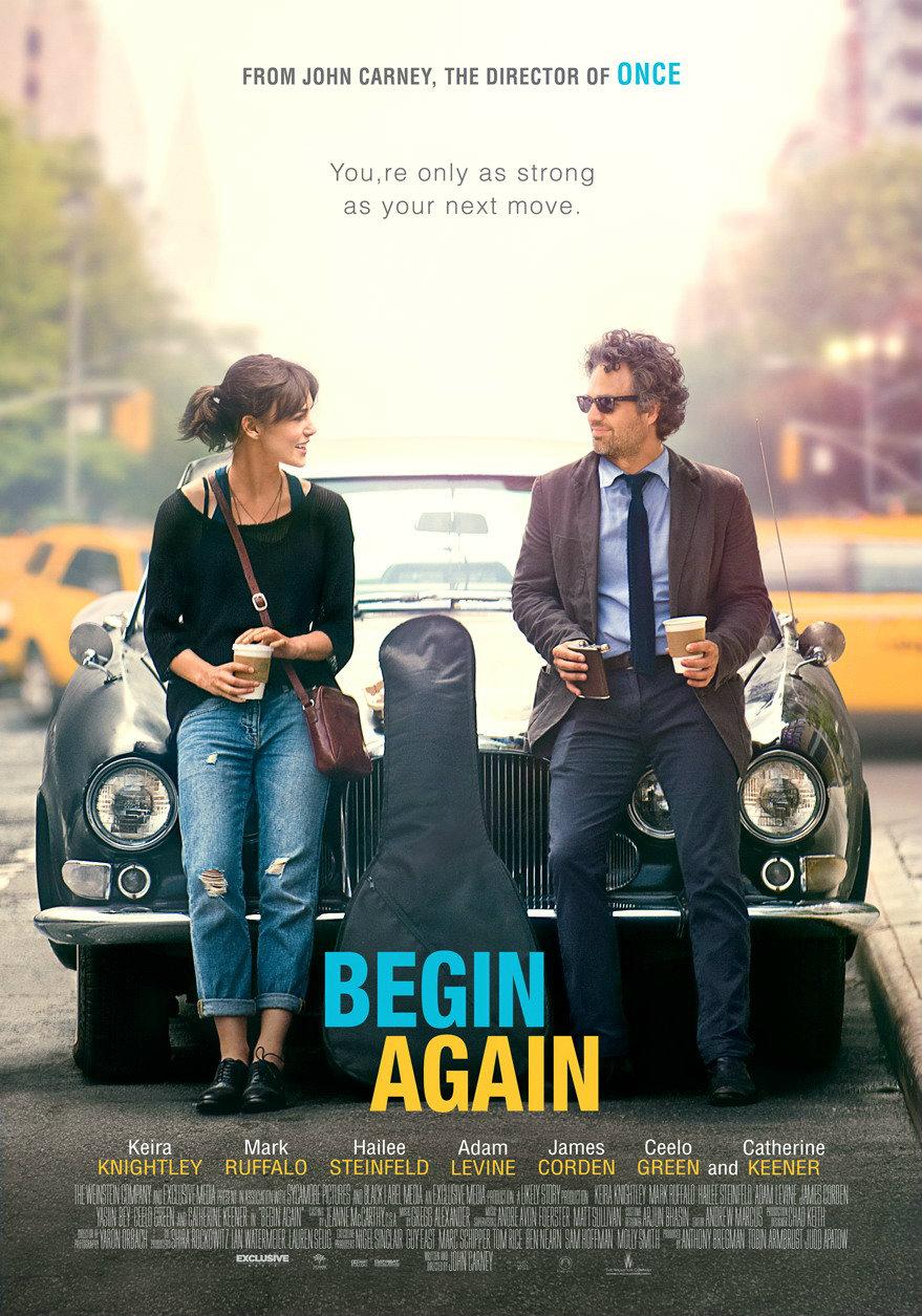 เพราะรักคือเพลงรัก Begin Again