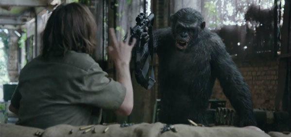 เรื่องน่ารู้ก่อนดู Dawn of the Planet of the Apes