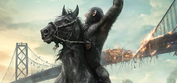 วิจารณ์หนัง Dawn of the Planet of the Apes