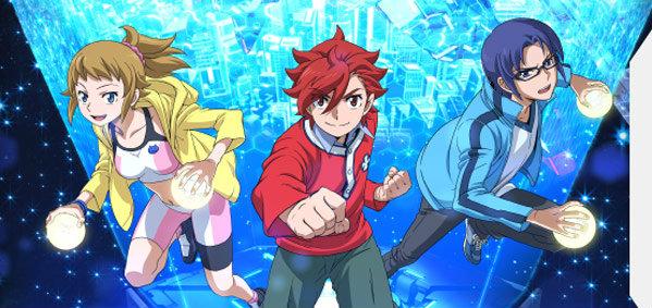 Gundam Build Fighters Try ภาคสองกำหนดฉายตุลาคมนี้