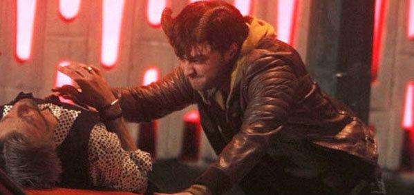 พระเอกแฮร์รี่ แดเนียล เรดคลิฟฟ์ เป็นปีศาจร้ายรูปหล่อใน HORNS