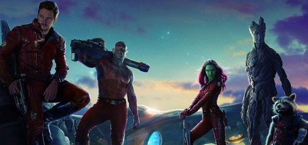 จากคอมมิกส์สู่หนังอลังการ Guardians of the Galaxy