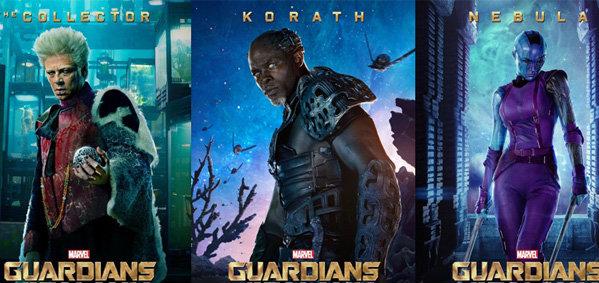 Special Scoop ทำความรู้จักเหล่าวายร้ายใน Guardians of the Galaxy