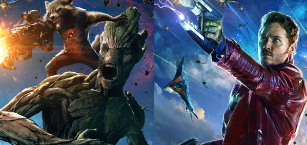 Special Scoop ทำความรู้จักตัวละครฝ่ายพระเอกใน Guardians of the Galaxy