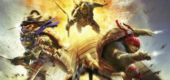 KNOCK KNOCK ตัวอย่างใหม่ 60 วินาที จาก Teenage Mutant Ninja Turtles