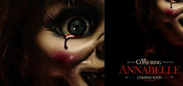 """ย้อนวันวานไปกับ """"ตุ๊กตาหลอน""""  Annabelle"""