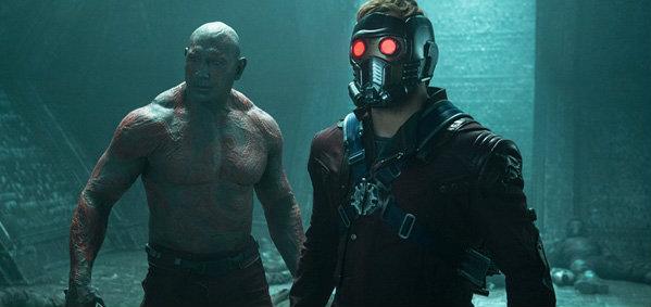 วิจารณ์หนัง Guardians Of The Galaxy