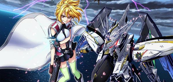Cross Ange อนิเมะหุ่นใหม่จากผู้กำกับ Gundam Seed