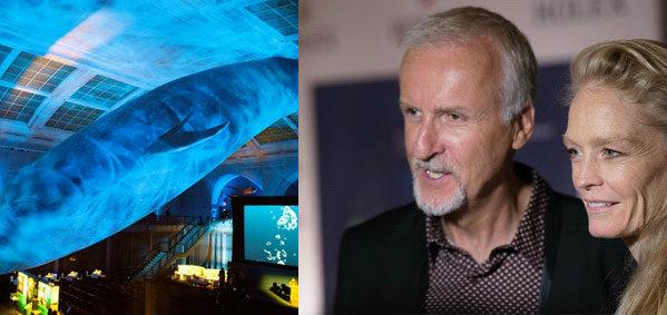 พรีเมียร์ตะลึงโลก! จำลองมหาสมุทร  พาดำดิ่งสู่ DEEPSEA CHALLENGE 3D