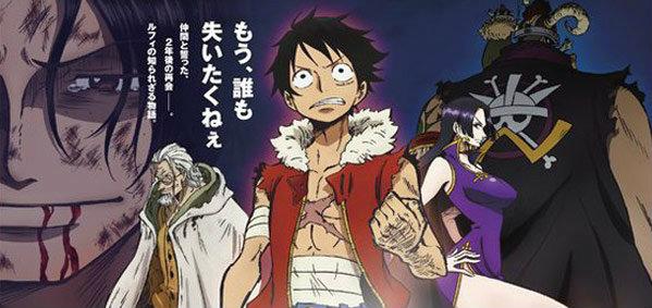 เผยโฉมเหล่าตัวร้ายใน One Piece 3D2Y