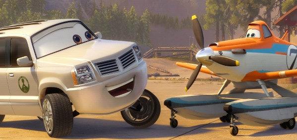 เกร็ดน่ารู้ ก่อนดู Planes: Fire & Rescue