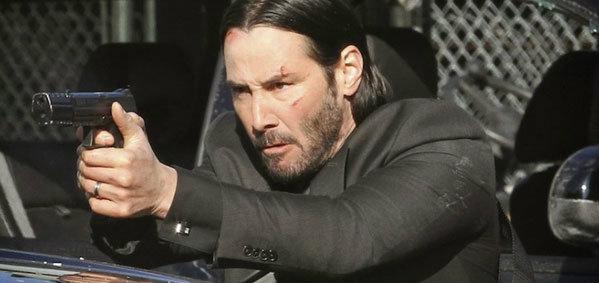 """""""คีอานู รีฟส์"""" แอคชั่นทุ่มสุดตัว  เสี่ยงตายทุกซีนมันส์ ในภาพยนตร์ฟอร์มเดือด JOHN WICK"""