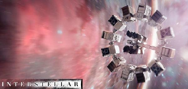 หลงใหลในจักรวาลไปกับโปสเตอร์มาใหม่ Interstellar - อินเตอร์สเตลลาร์ ทะยานดาวกู้โลก