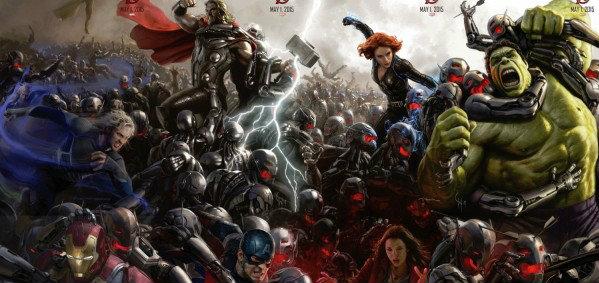 คลอดซะทีพล็อตเรื่องของ Marvel's AVENGERS AGE OF ULTRON
